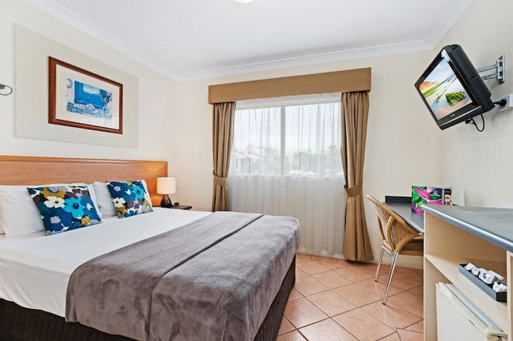 Excellent Standard room in Cairns