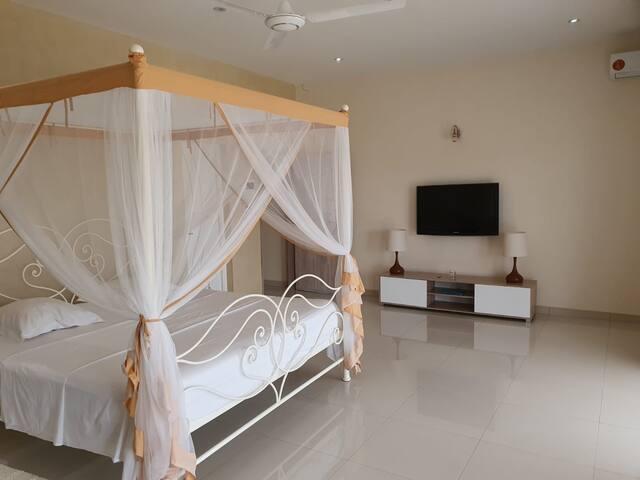 Chambre suite Rdc