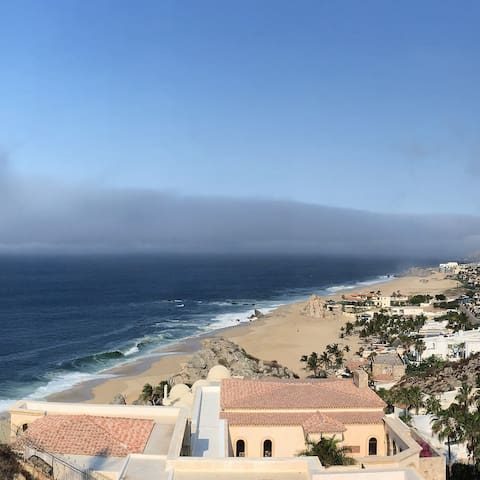 Pedregal and Pafice Ocean Side