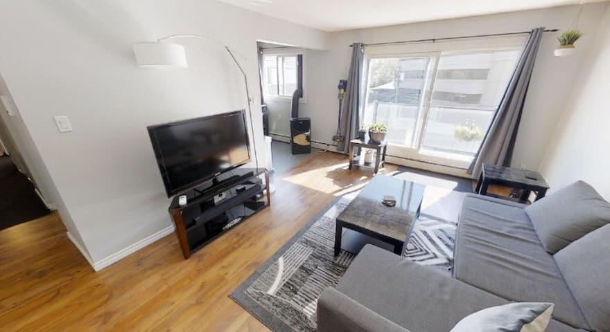 Apartment in the heart of the city !