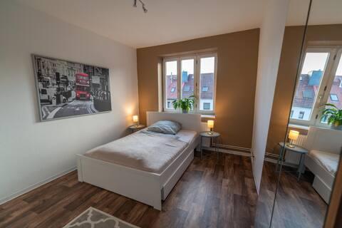 Cozy central apartment - Netflix & Kitchen