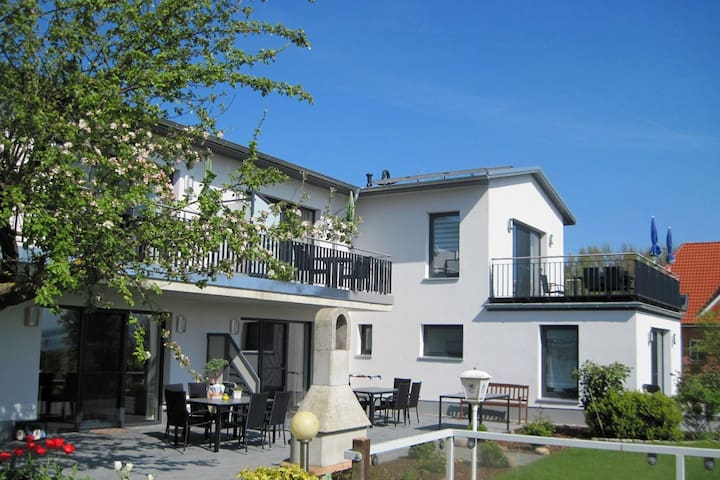 Gorgeous Villa in Malchow near Sea