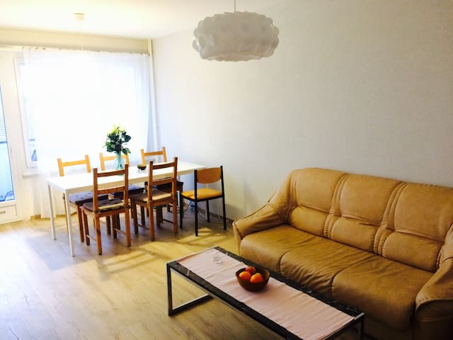 Lovely 2 bedrooms flat, with mountain view