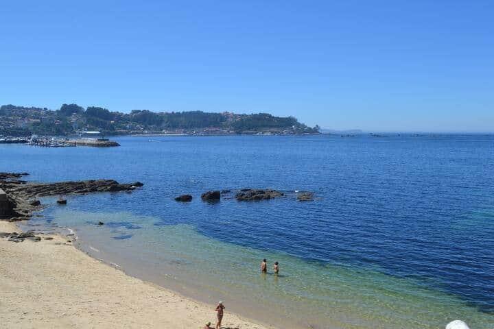 Piso completo a pie de playa Petís, en BUEU