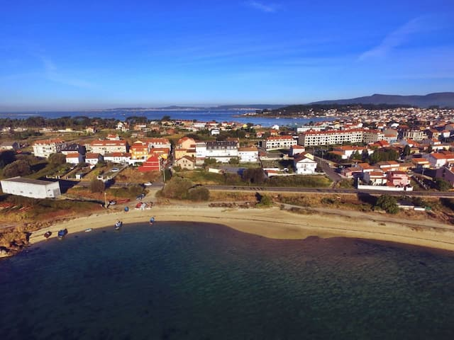 Duplex in the beach - Illa de Arousa - Apartamento