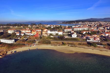 Duplex in the beach - Illa de Arousa