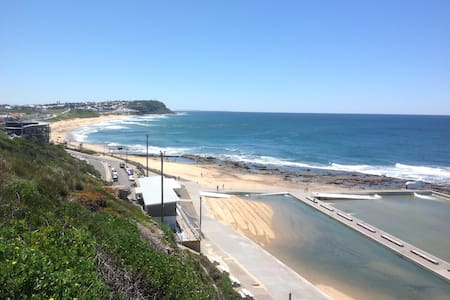 Great easy access Merewether location - Newcastle - Huis