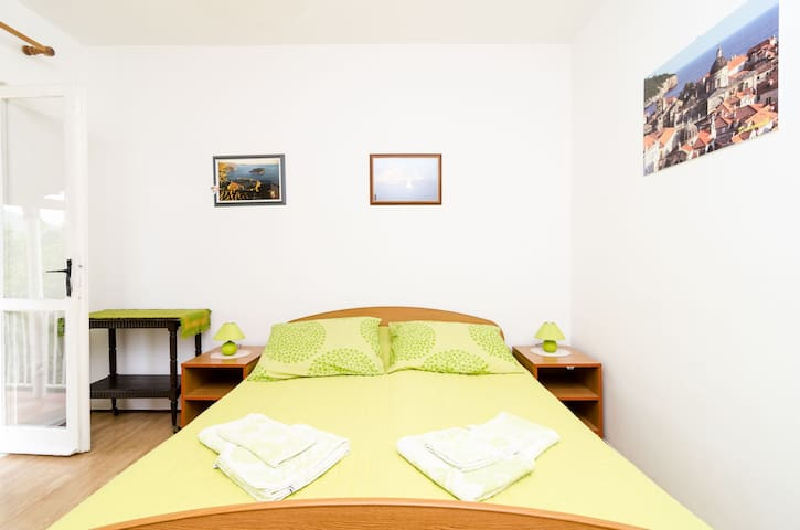 Guest House Kola - Double Room with Terrace - Slano - Outros