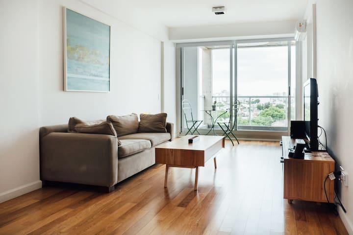Departamento Nuevo Palermo Soho con Piscina - Buenos Aires - Apartamento