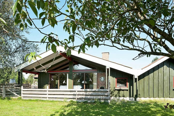 Spacious Holiday Home in Skjern near Sea