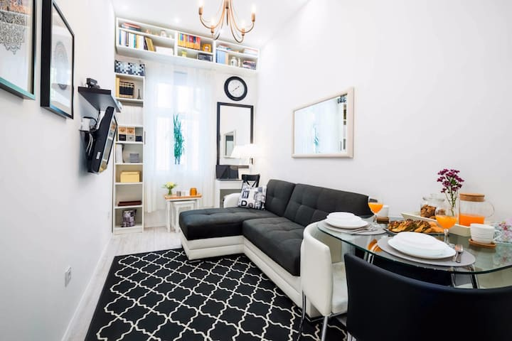 Stylish apt in  City Center