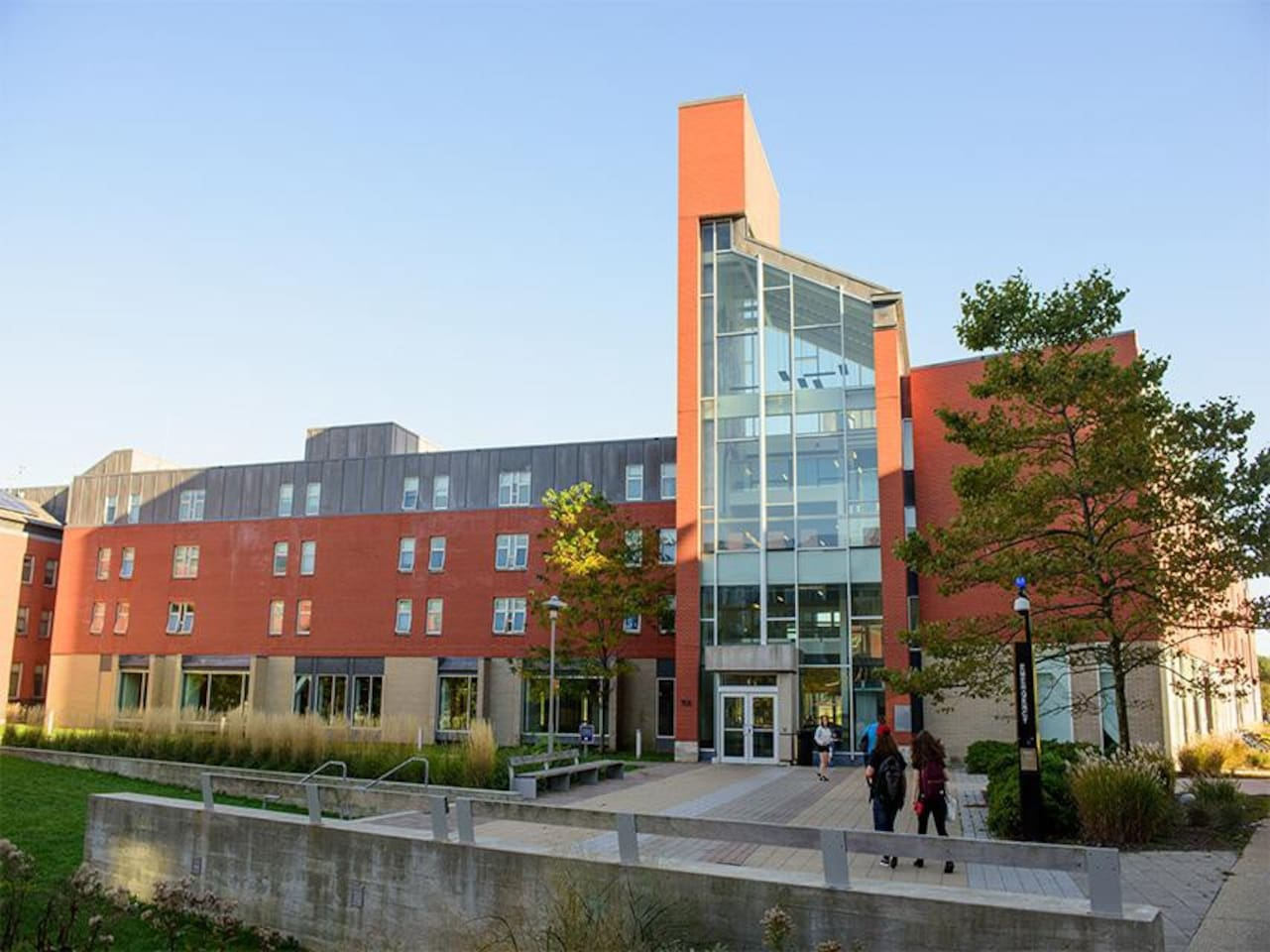 Atlantic Hall at Salem State University