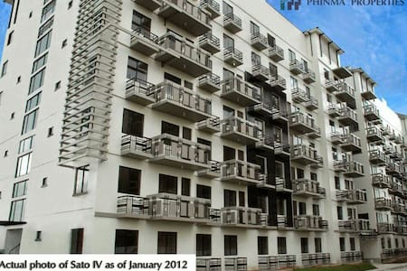 Cheapest Aircon Condo in Cozy Alabang Secured Area - Muntinlupa