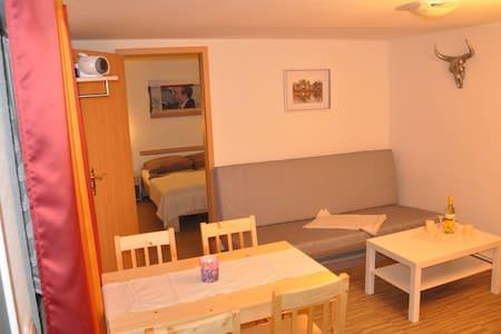 Ferienhaus Strandkorb WLAN - Breege