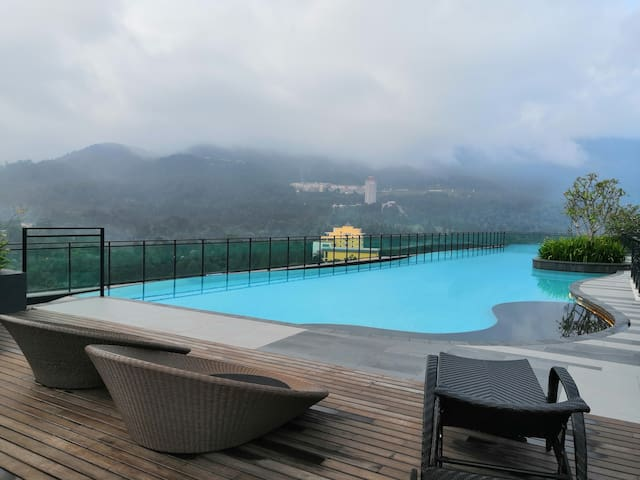 Sky Cozy Home@ 11Vista  2R suite.( genting view)