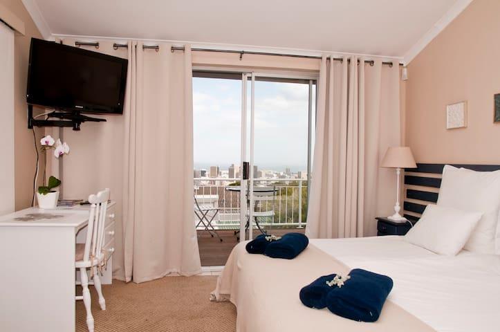 Harbour View Room, Tafelberg Inn - Città del Capo - Casa