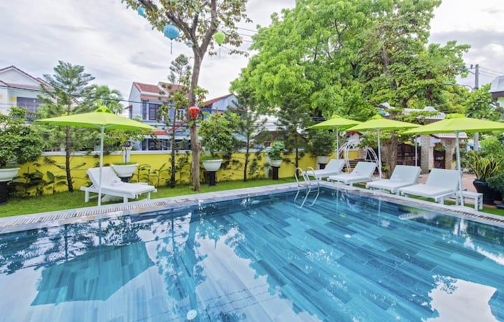 Budget Room, Green Hill Villa, Hoi An