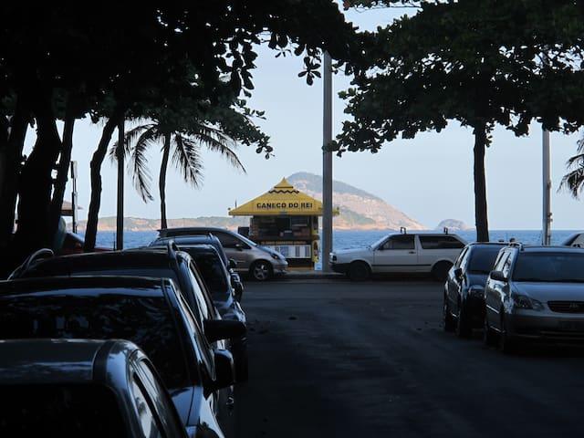 Apartament on the Leblon Beach - Rio de Janeiro - Pis