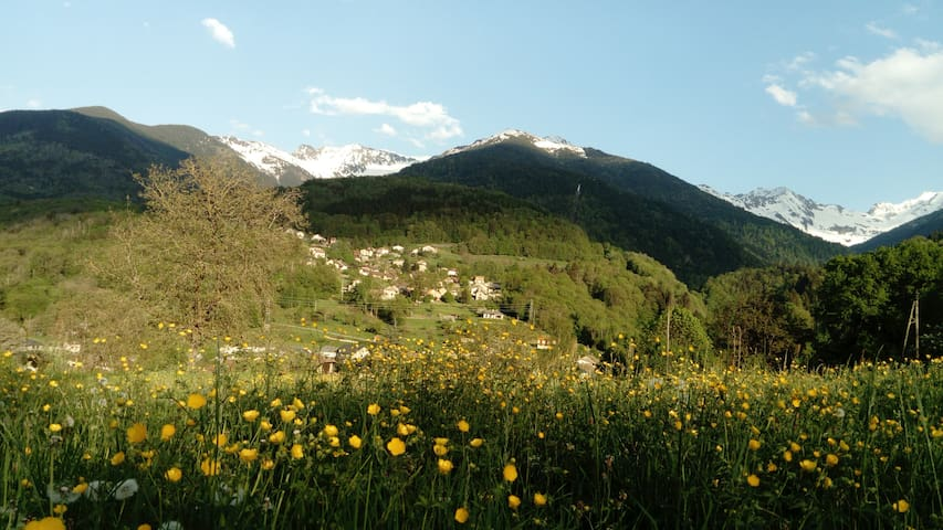 Un paradis de calme et de beauté
