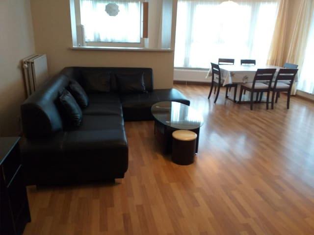 Cosy 1-bed apartment AZ-VUB, Brugmann, Heizel