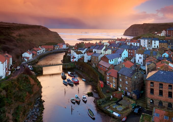 Charming fisherman's cottage - Staithes - Haus