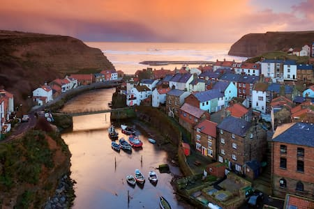 Charming fisherman's cottage - Staithes - Hus