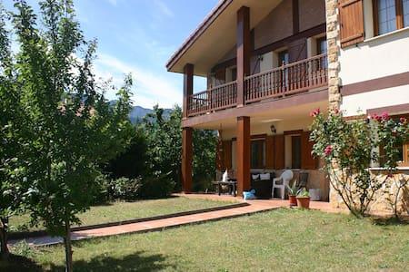 Casa Aitzondo-Naturaleza/rutas - Villasana de Mena - Dağ Evi