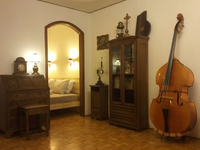 Central Apartment in Salzburg