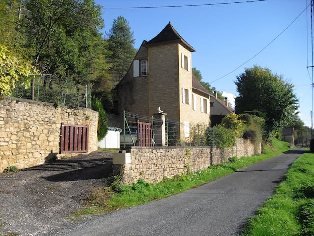 Lovely  stone detached house - Siorac-en-Périgord - Hus