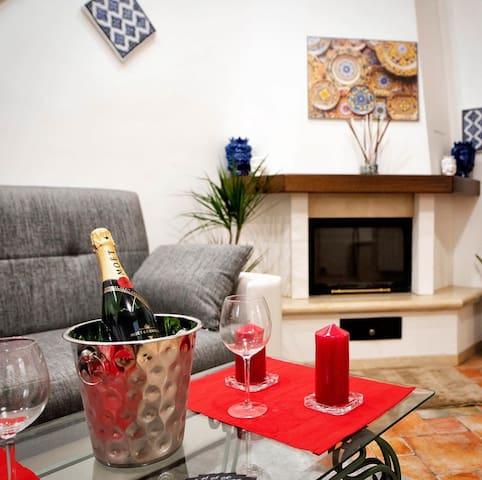 Spazioso Appartamento con Piccola sala SPA privata