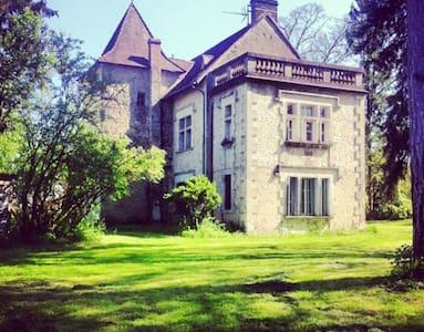 Élégant & design manor Dordogne - Hrad