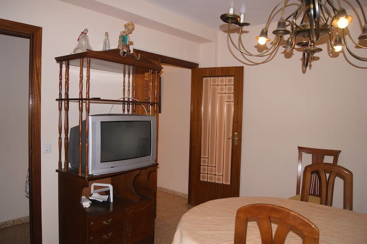 apartamento valenciano en bocairent - Bocairent - Apartemen
