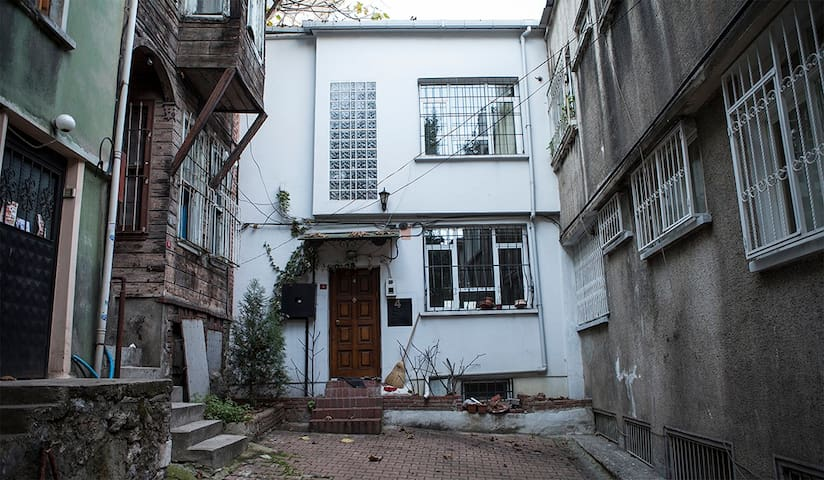 Quiet&peaceful house in the centre - Istanbul - House