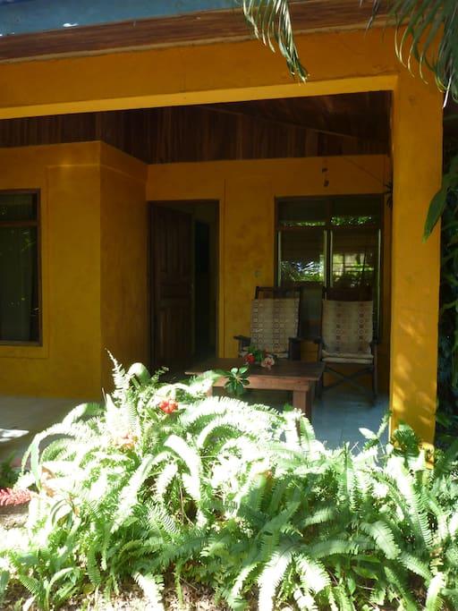 El Chante-Cabuya Farm View Cottage