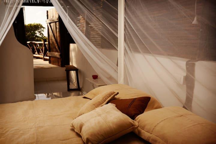 CASA ECO-DESIGN AT THE BEACH - Tulum - Apartament
