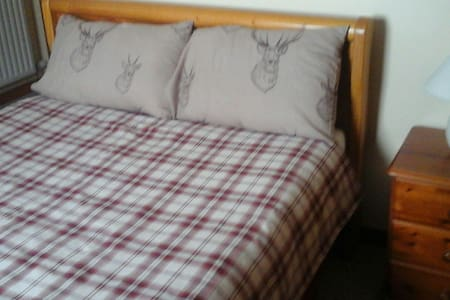 Comfortable double room within luxury flat