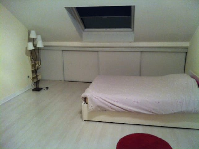 Chambre particulière pour 1 pers. dans appartement - Tarbes - อพาร์ทเมนท์