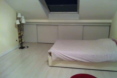 Chambre particulière pour 1 pers. dans appartement - Tarbes