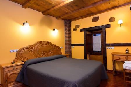 Room+PrivateHidromasajeCountryHouse - Castro Urdiales - Bed & Breakfast