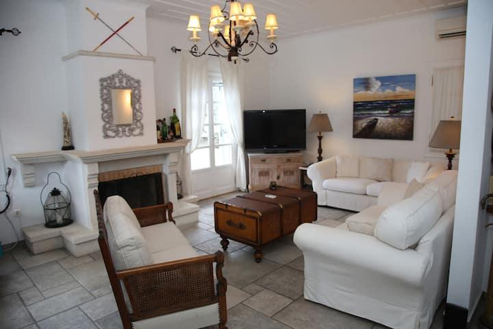 Villa Nika Maisonette with Pool & Sea view