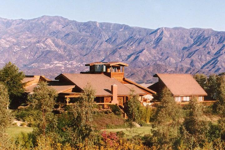 Casa del Cielo, Spectacular Retreat