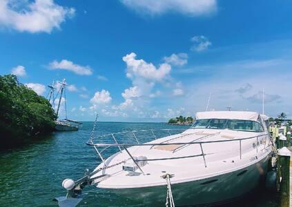 ''Serenity''  Yacht in Key Largo