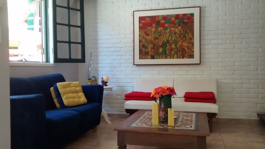 Dorm for 2 in a condo with a swimming pool - Cabo Frio - Appartement en résidence