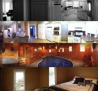 Great 2BD w private indoor pool/tub - North Bay - Appartement