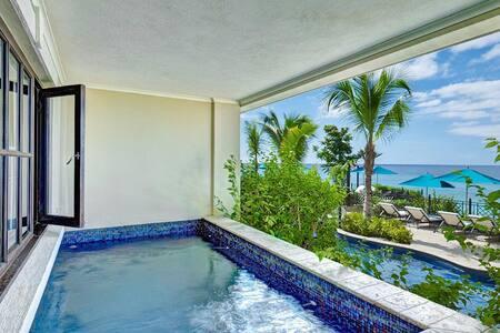 SUPER LUXURY OCEAN FRONT CONDO - Barbados - Apartament