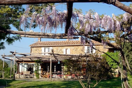 Fornacina Country House Saturnia - Manciano - Villa
