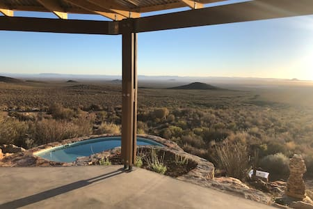 Tierkloof Mountain Cottages: Serenity