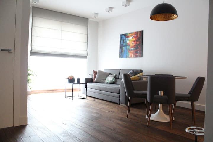 Apartament Wilanów Klimczaka