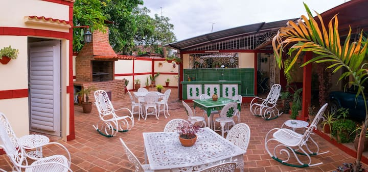 Hostal El Gallo 2 habt matrimonial y familiar