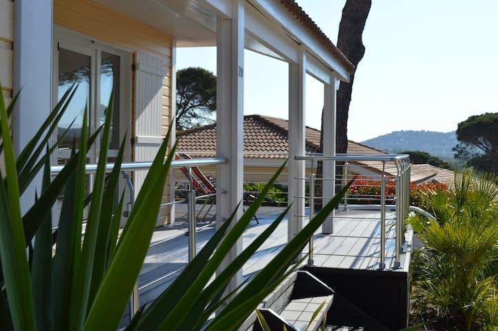 Villa aux portes de Saint Tropez - Gassin - Rumah